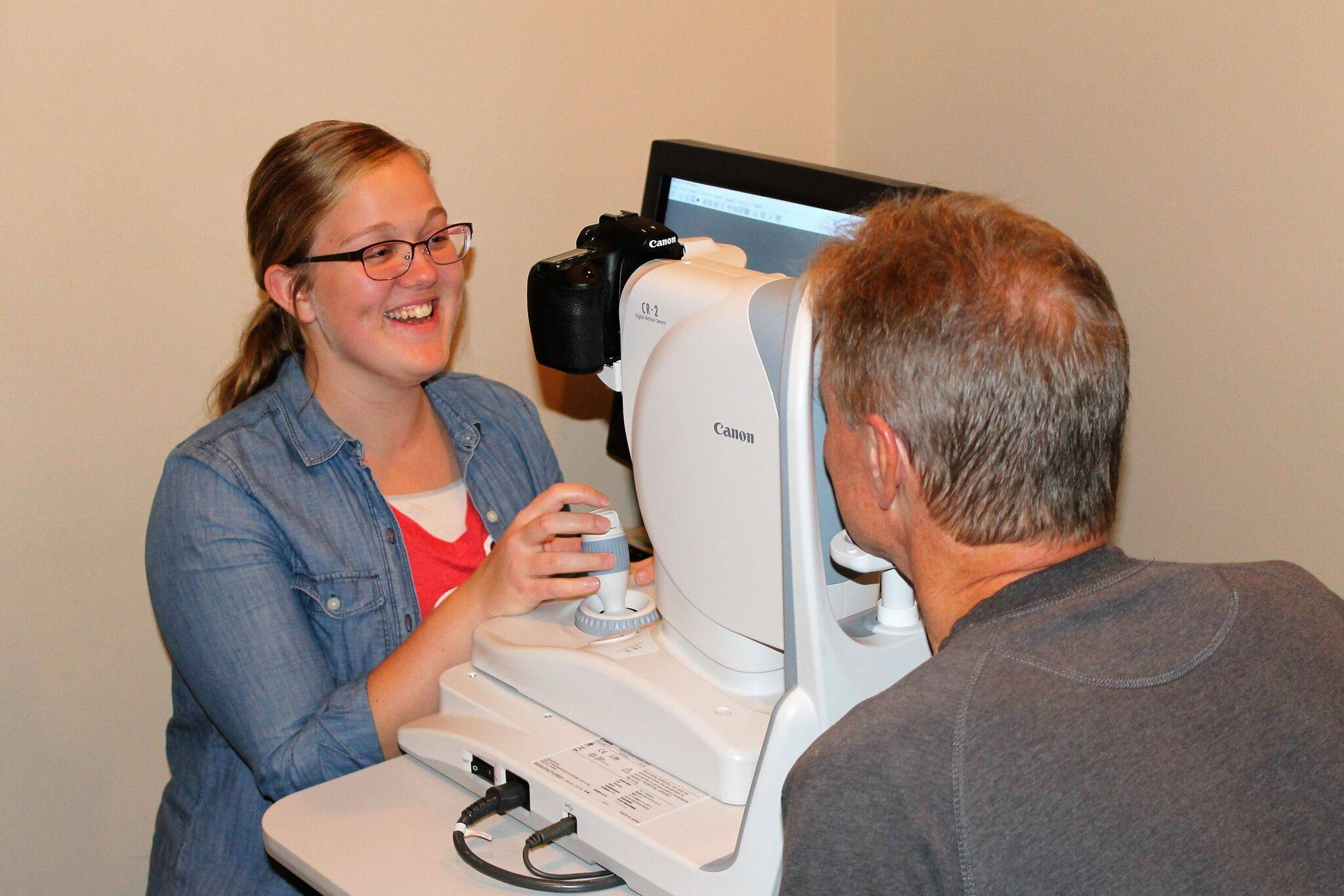 optometry services Millersburg, OH
